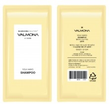 Шампунь для питания волос с желтком, 10 мл (пробник)