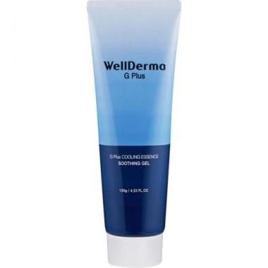 Гель для кожи успокаивающий и охлаждающий, 120 г — G Plus cooling essence soothing gel