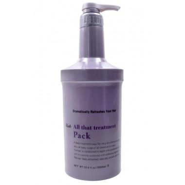 Антивозрастная маска для восстановления волос, 1000 мл — Zab All That Treatment Pack