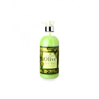 Гель для душа с оливковым маслом, 750 мл — Body Wash Olive
