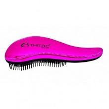 Расчёска для волос розовая, 1 шт