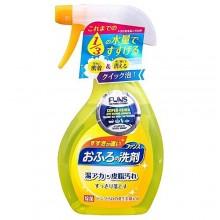 Спрей-пенка чистящая для ванной комнаты с ароматом апельсина и мяты, 380 мл