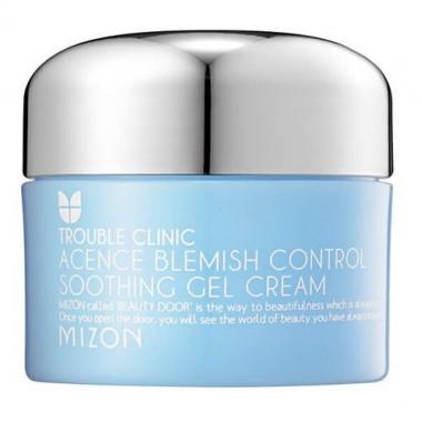 Гель-крем для проблемной кожи лица, 50 мл — Acence blemish control soothing gel cream