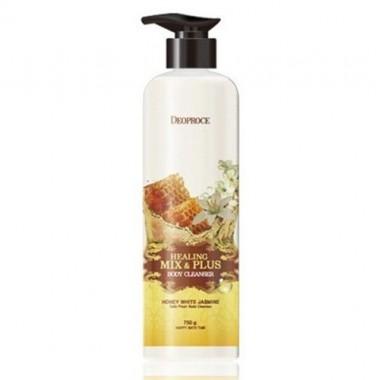 Гель для душа мед и жасмин, 750 г — Body cleanser honey white jasmine