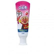 Паста зубная детская слабоабразивная со вкусом клубники, 40 г