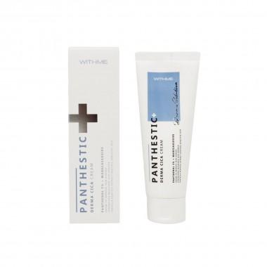 Withme Крем для лица успокаивающий - Panthestic derma cica cream, 100мл
