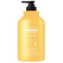 Шампунь для глубокого питания и увлажнения волос с маслом манго, 500 мл