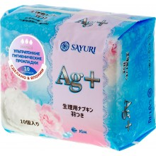 Прокладки гигиенические(нормал) 24 см, 10 шт
