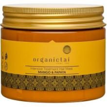 Восстанавливающая маска для волос с манго и папайей, 150 мл