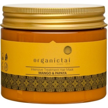 Восстанавливающая маска для волос с манго и папайей, 150 мл — Intensive Treatment Hair Mask Mango & Papaya