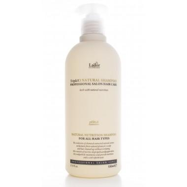 Шампунь с натуральными ингредиентами, 530 мл — HP6.0 Triplex natural shampoo