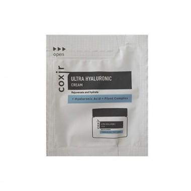 Крем увлажняющий с гиалуроновой кислотой, 2 мл, пробник — Ultra Hyaluronic Cream pouch