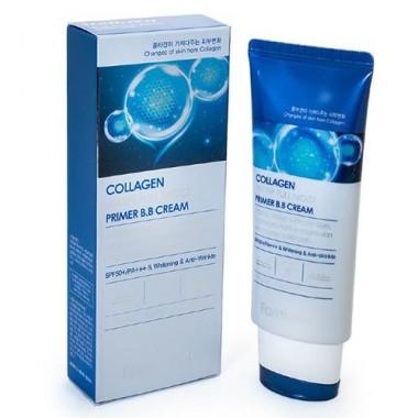 ББ-крем с коллагеном увлажняющий, 50 г — Collagen water full moist primer bb cream