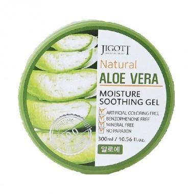 Гель для лица и тела успокаивающий, 300 мл — Natural moisture soothing gel