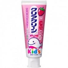 Паста зубная с мягкими микрогранулами для детей со вкусом клубники, 70 г