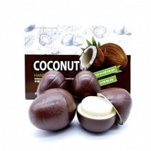 Набор кремов для рук с экстрактом кокоса, 30 г*6 шт