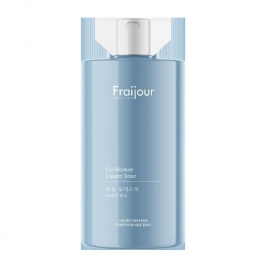 Evas Тонер для лица увлажняющий - Pro-moisture creamy toner, 500мл