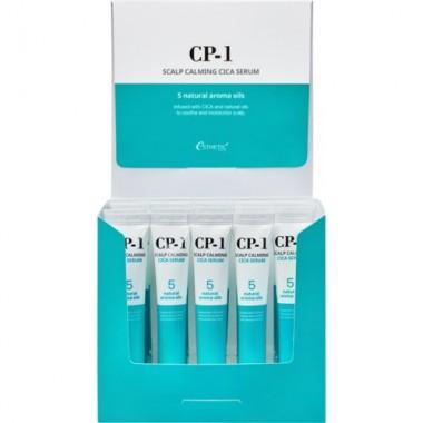 Cыворотка для кожи головы успокаивающая, 20 шт*20 мл — CP-1 Scalp calming cica serum