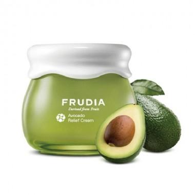Восстанавливающий крем для лица с авокадо, 55 г — Avocado relief cream