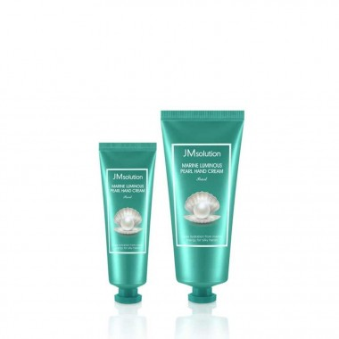 JMsolution Набор кремов для рук с жемчугом - Marine luiminous pearl hand cream, 100+50мл