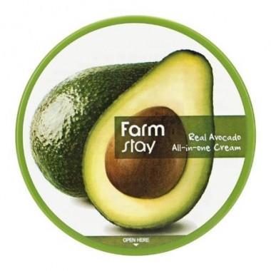 Антивозрастной крем с экстрактом авокадо, 300 мл — Avocado All-In-One Cream