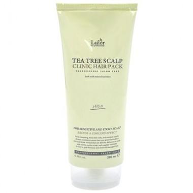 Маска для волос и кожи головы с чайным деревом, 200 мл — PH5.0 Teatree scalp hair pack