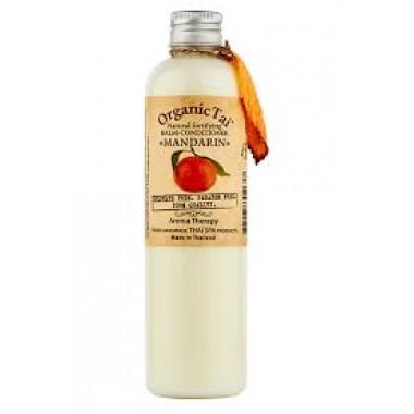 Безсульфатный бальзам-кондиционер с мандариновым маслом, 260 мл — Natural Fortifying Balm-Conditioner Mandarin