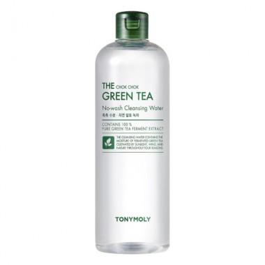 Вода мицеллярная с зелёным чаем, 500 мл — The chok chok green tea cleansing water