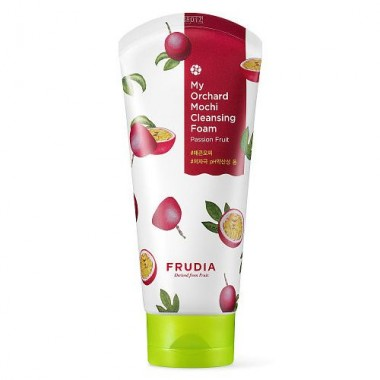Frudia Пенка-моти очищающая маракуя - My Orchard Mochi Cleans, 120мл