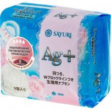 Прокладки гигиенические(супер) 24 см, 9 шт