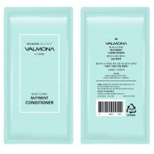Кондиционер для увлажнения волос с ледниковой и морской водой, 10 мл (пробник)