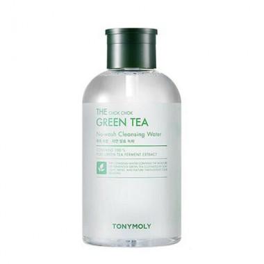 Вода мицеллярная с зелёным чаем, 800 мл — The chok chok green tea cleansing water