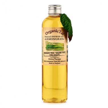 Безсульфатный гель для душа с экстрактом лемонграсса, 260 мл — Natural Shower Gel Lemongrass