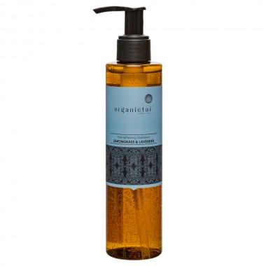 Безсульфатный шампунь для волос с лемонграссом и лавандой, 200 мл — Strengthening Shampoo Lemongrass & Lavender