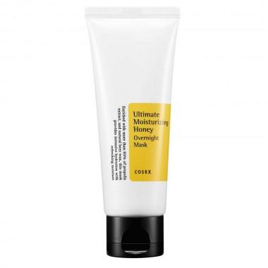 Cosrx Маска-спа ночная медовая - Ultimate moisturizing honey overnight mask, 50мл