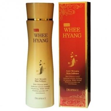 Deoproce Сыворотка для лица омолаживающая - Whee hyang anti-wrinkle emulsion, 130мл
