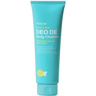 Гель для душа лимон/мята, 100 мл — Deo de body cleanser