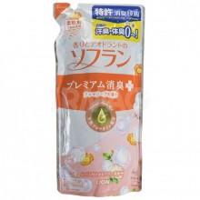 Кондиционер для белья с ароматом душистого мыла запасной блок, 450 мл