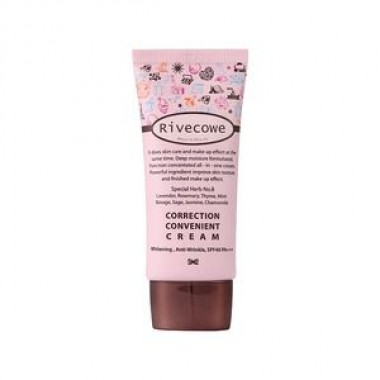 CC-крем для лица, SPF 43 +++, 40 мл — Correction convenient cream SPF 43 +++