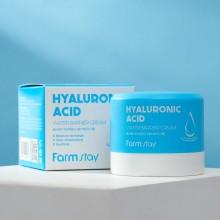 Увлажняющий защитный крем с гиалуроновой кислотой, 80 мл