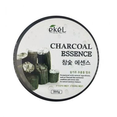 Гель успокаивающий с экстрактом древесного угля, 300 мл — Soothing gel charcoal
