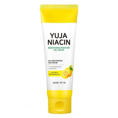 Гель-крем осветляющий, 100 мл — Yuja Niacin Brightening Moisture gel cream
