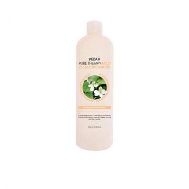 Вода мицеллярная для чувствительной кожи, 500 мл — Pure therapy mild cleansing water