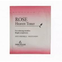Тонер для лица антивозрастной с экстрактом розы, 2 мл (пробник)