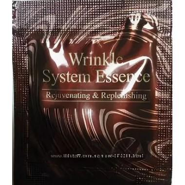 Антивозрастная сыворотка-эссенция с коллагеном, 2 мл, Пробник — Wrinkle System Essence (Pouch)