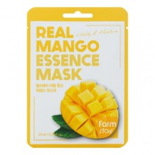 Набор тканевых масок для лица с экстрактом манго, 23 мл*3 шт