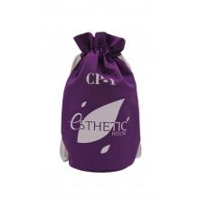 Мешок сувенирный фиолетовый 34х25 см