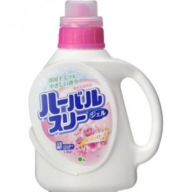 Гель для стирки белья с ароматом роз, 900 мл — Gel for washing clothes