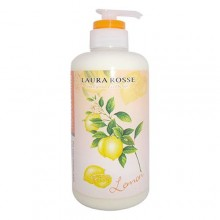 Жидкое мыло для тела ароматерапия лимон, 500 мл