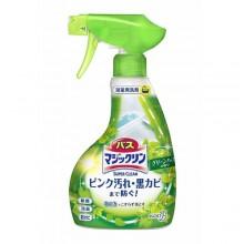 Спрей-пенка чистящий для ванной комнаты с ароматом трав, 380 мл
